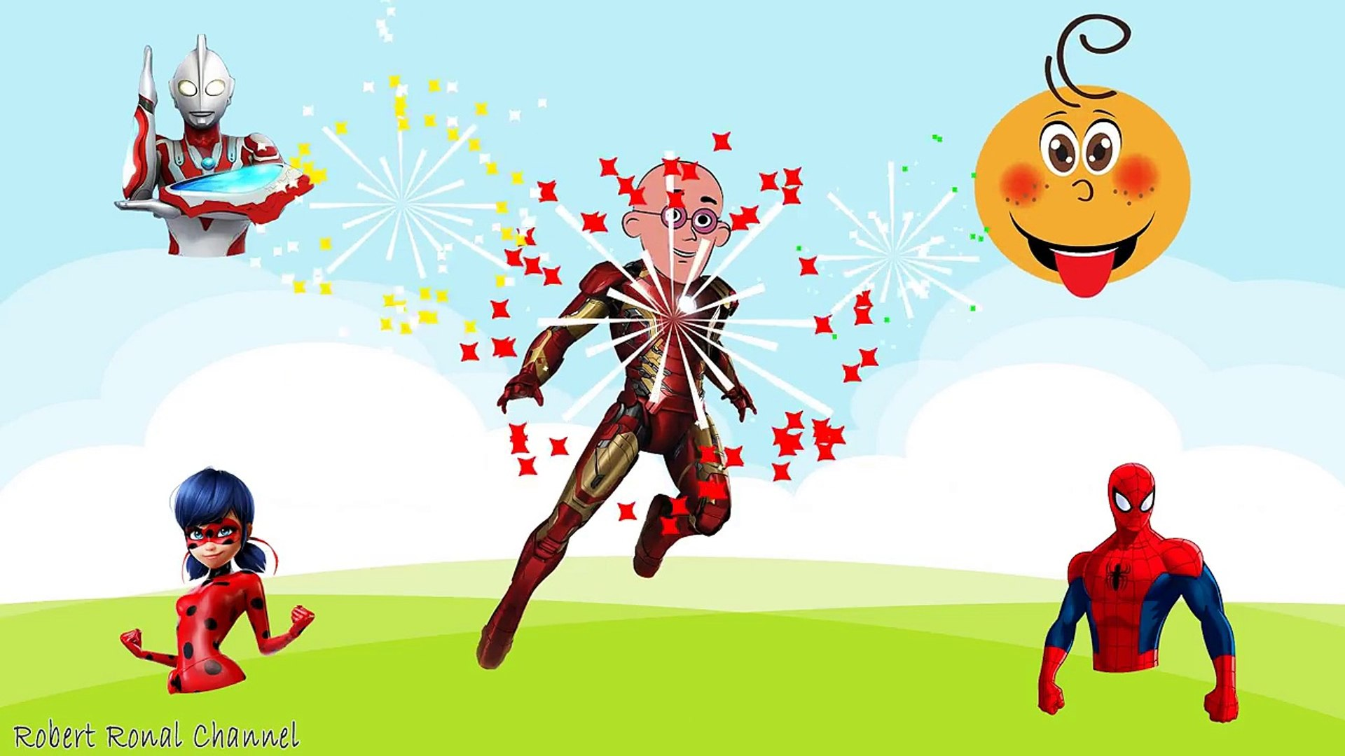 Wrong Dress Doraemon Nobita Motu Patlu Ironman Ladybug Spiderman