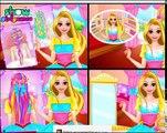 Moderno arco iris tendencias Juegos estilo del arco iris Rapunzel Rapunzel.