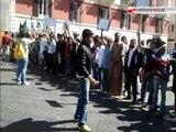 TG 10.05.12 Bari: migranti in piazza per il diritto d'asilo