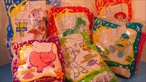 Disney content des gamins repas film de de examen Ensemble histoire jouet vidéo 1999 2 20 jouets mcdonalds