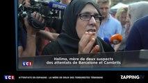 Attentats en Espagne : la mère de deux des terroristes témoigne (vidéo)