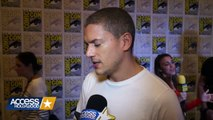 Wentworth Miller Talks Prison Break Revival Mysteries | Access Hollywood