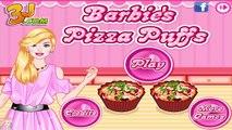 Cuisine pour des jeux enfants bouffées Barbie Barbies Pizza