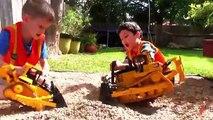 Feu pour enfants jouets un camion Véhicules Camion bruder de construction, excavatrice, camions à ordures, décharge