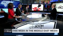 THE SPIN ROOM   This week in the Middle East media   Sunday, August 20th 2017