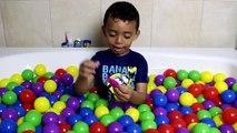Мяч мяч ванна цвета для весело Узнайте маски тайна яма р ^ Кому в Это детей младшего возраста путь с