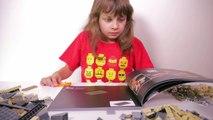 Bulle fr dans Ensemble thé déballage Lego wall-e lego 21303 disney pixar studio lego wall-e
