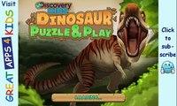 Et par par petit gâteau numérique dinosaure la découverte enfants jouer vidéo Revue de casse-tête