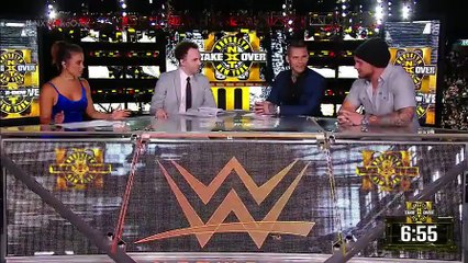 NXT TakeOver Brooklyn 3 Pre-Show