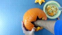 Comment à tailler citrouilles