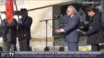 HPyTv Tarbes | Commémoration de la Libération des Hautes-Pyrénées (20 août 2017)