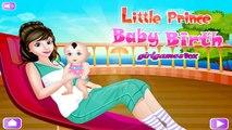 Bebé nacimiento juego poco Príncipe juegos / juego embarazo-parto-baby-baby-juegos embarazadas