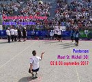 Championnat de France Triplettes Seniors