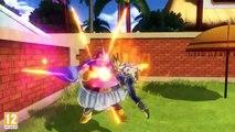 Dragon Ball Xenoverse 2 The Prince of Destruction Majin Vegeta Gameplay