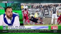 After Foot du samedi 19-08 – Partie 6-6 - Débrief de la 1ère journée de Serie A