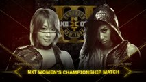 Asuka vs. Ember Moon (NXT TakeOver Brooklyn III 2017)