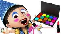 Les dessins animés Marguerite doris Canard la famille doigt maquillage populaire chanson chansons Abc dora doraemon