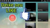 zach king Kinemaster Aplicar efeito Clone em Vídeos pelo Celular show de BOLÁ .