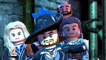 LEGO Piratas del Caribe En el Fin del Mundo Capitulo 1 Singapur HD