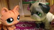 Bébés bouledogue maman argent film partie animal de compagnie séries Boutique Lps $$$ mamans 37 littlest lps