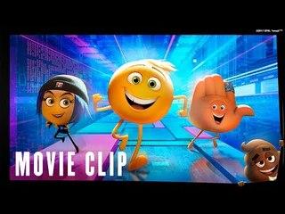 The Emoji Movie - She Said Wiped Clip - Starring Maya Rudolph - At Cinemas August 4