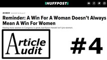 Right-Wing Women Are Anti-Women? And Racist? | Article Audit #4