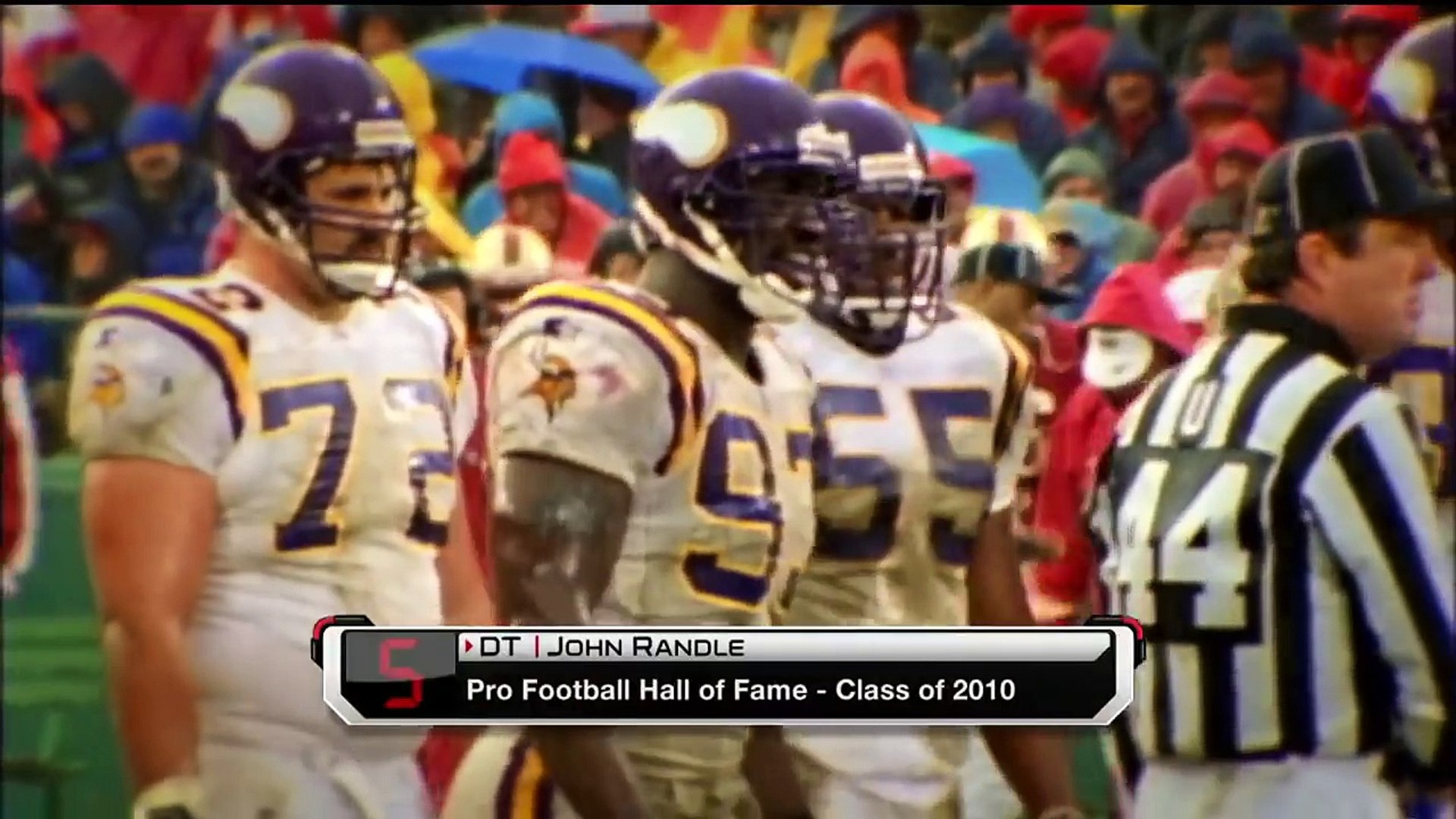 Top 10 Undrafted Players of All Time | NFL