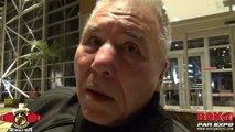 GEORGE CHUVALO REVEALS HIS FAVORITE HEAVYWEIGHT TALKS MUHAMMAD ALI VS ROCKY MARCIANO AND M