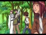 Saiyuki Reload Gunlock Bears Appreciation