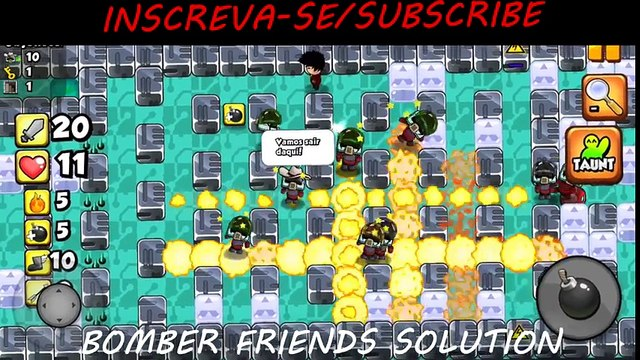 Bomber Friends Level 252 (NEW UPDATE) HD