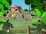 Rompecabezas pirámide pirámides mayas misterio Dora Maya