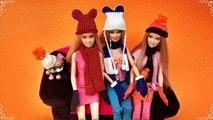 Un et un à un un à haute monstre pour fabrication de patins poupées barbie entre autres, étape par étape,