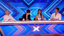 The Brooks are back with Naughty Boy's Runnin |  Auditions Week 3 | The X Factor UK 2016