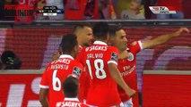 BENFICA 5 X 0 BELENENSES - TODOS OS GOLOS - Benfica TV [HD] - 3º Jornada Liga NOS 17/2018