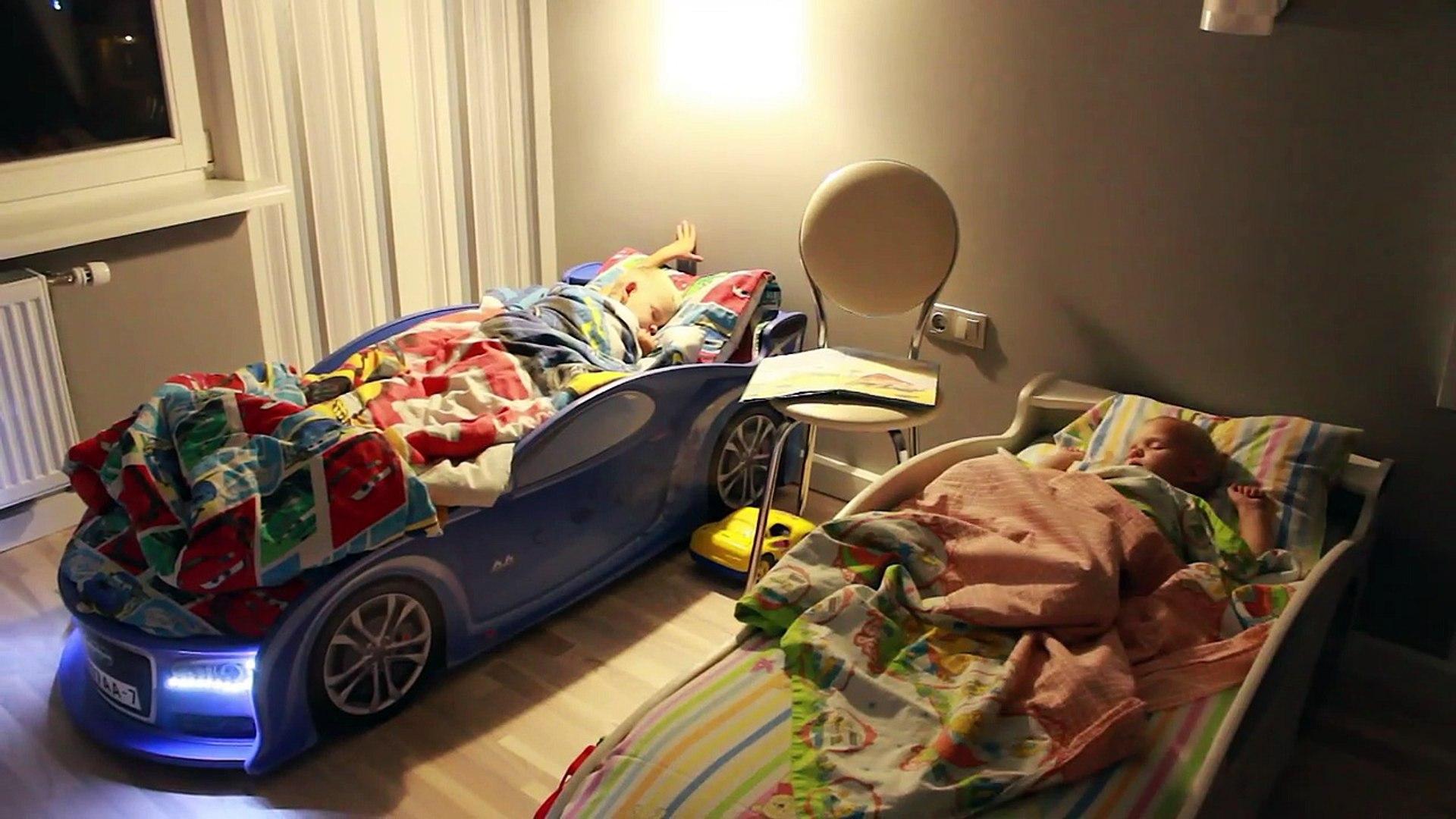 Детская кровать машина Ауди А 6 - обзор и сравнение с крÐ