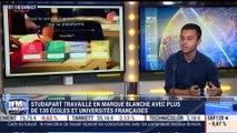 """""""Aujourd'hui, l'école a besoin de solutions pour loger ses étudiants"""", Amaury Roland - 21/08"""