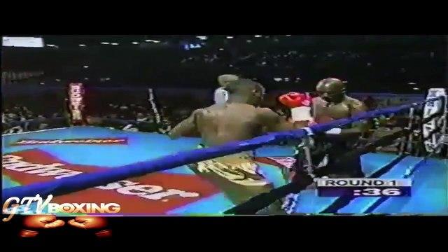 Floyd Mayweather vs Reggie Sanders   Pretty Boy Floyd Second Fightᴴᴰ (Boxing Classics) HD