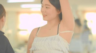 땐뽀걸즈 Dance sports Girls 2017 예고편 Trailer