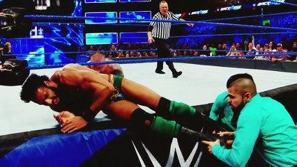 Nakamura to challenge The Modern Day Maharaja tonight at SummerSlam