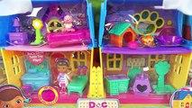 Centro proceso de comprobación Niños mascota juego recreo juguetes veterinario Doctora Juguetes Disney 75