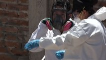 Plus de 600 ossements humains trouvés dans un charnier au Mexique