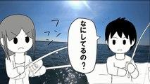 キス釣りをボートで! 1.ボート釣り、リベンジ! 17/8/14