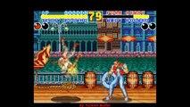 Fatal Fury 2 (Super Nintendo) (Longplay Terry Bogard | Level 8 Difficulty)