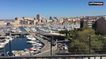 Voiture folle à Marseille : la camionnette arrêtée sur le Vieux-Port