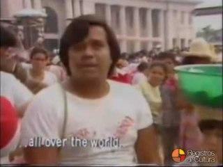 """Concierto por la Paz - """"Abril en Managua"""" - 1983"""