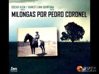Milonga del Guitarrero - Oscar Alem con Susanna Moncayo