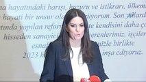 """Çalışma ve Sosyal Güvenlik Bakanı Jülide Sarıeroğlu: """"Kamu İşveren Heyeti Olarak 2018 Yılı İlk 6 Ay..."""