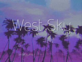 Sound preview for 'West Sky' mini album (ambient-electronica)