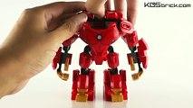 Best LEGO Hulkbuster MOCS!! MOC Monday!
