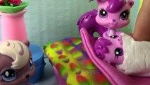 Bébés grand-mère maman film partie animal de compagnie séries Boutique écureuil Maman 25 littlest lps